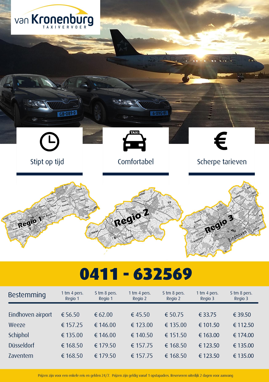 Goedkoopste Airportservice In De Regio